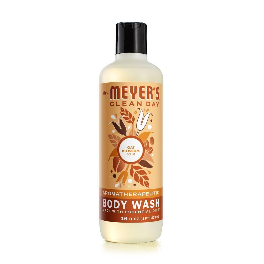 Mrs Meyer 39 S Clean Day Body Wash Oat Blossom 16 Fl Oz