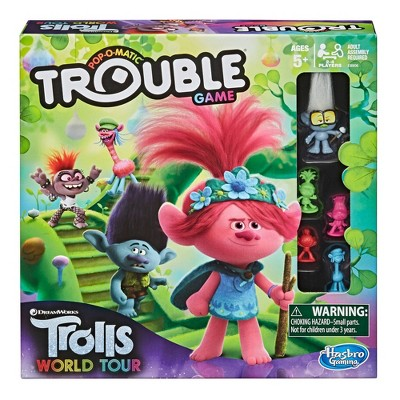 Trouble Trolls 2 Board Game