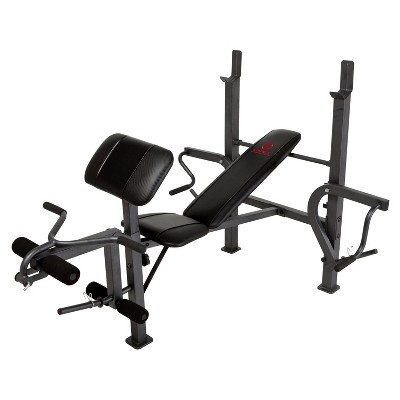 Marcy Diamond Elite Standard Bench with Butterfly