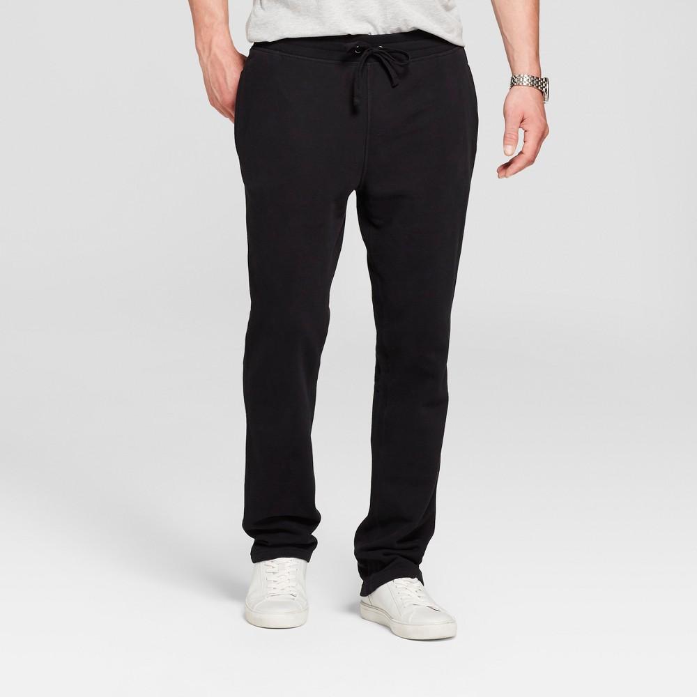 Men's Sensory Friendly Jogger Pants - Goodfellow & Co Black M