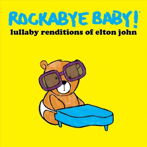 Various - Rockabye baby:Elton john lullaby rend (CD) - image 1 of 1