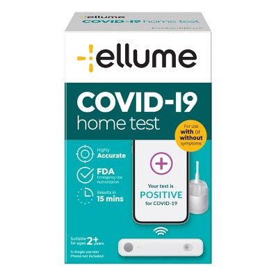 ellume COVID-19 Rapid Antigen Home Test