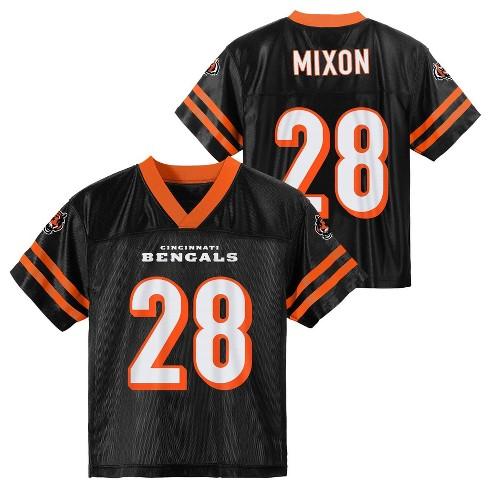 buy online 87ebb fe71c NFL Cincinnati Bengals Toddler Boys' Mixon Joe Jersey