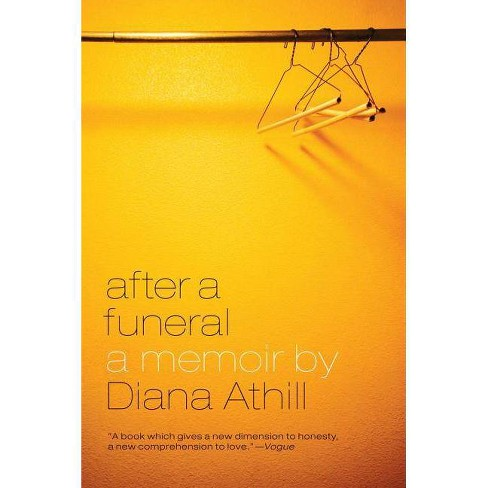 After a Funeral - by  Diana Athill (Paperback) - image 1 of 1
