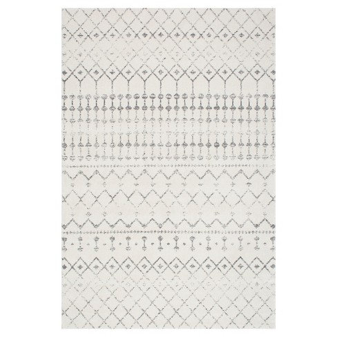 Abstract Loomed Area Rug - nuLOOM - image 1 of 4