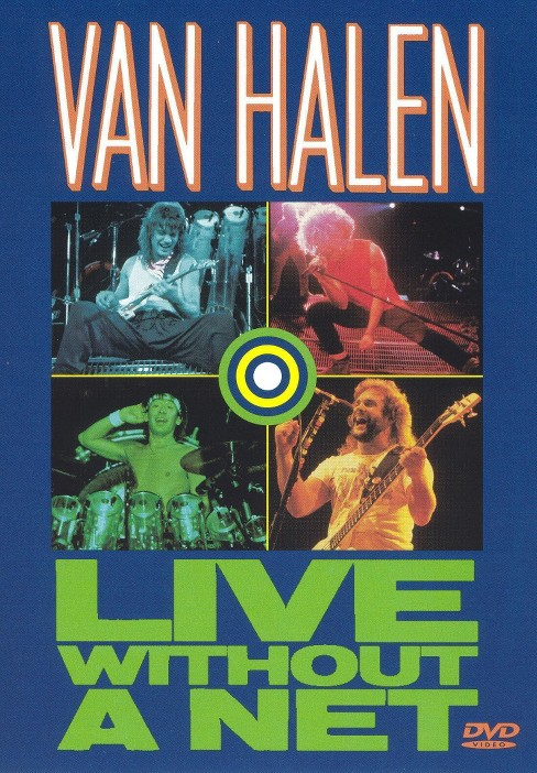 Live Without A Net (DVD) - image 1 of 1