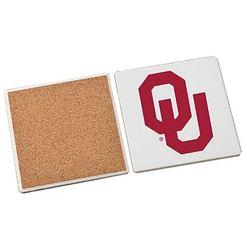 NCAA Oklahoma Sooners Stone Coasters - image 1 of 1