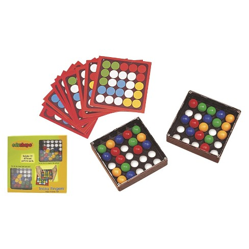 Edushape Tricky Fingers Color Matching Game - image 1 of 3