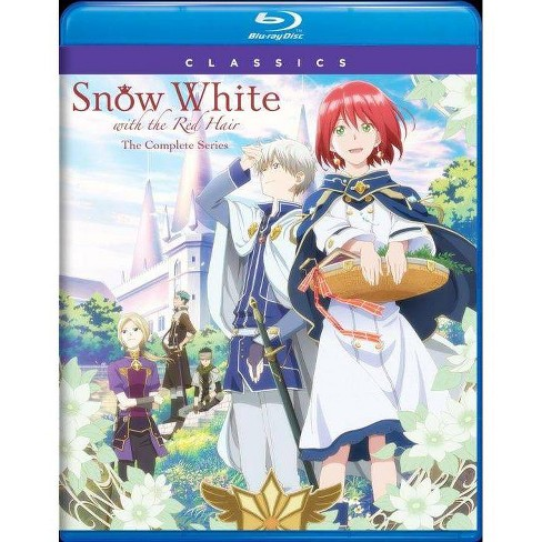 Snow White with the Red Hair: The Complete Series (Blu-ray)(2019) - image 1 of 1