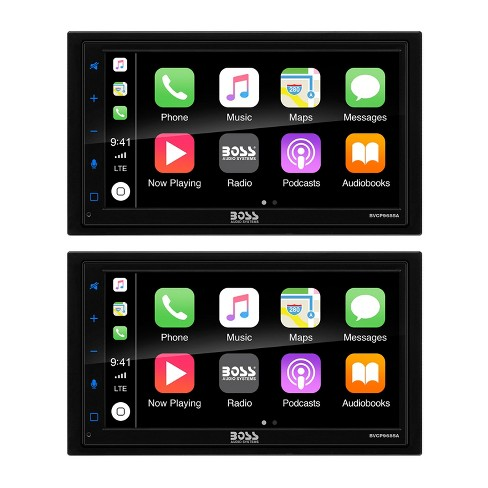 BOSS Audio Double DIN Bluetooth Touchscreen Vehicle Multimedia Player (2 Pack) - image 1 of 4