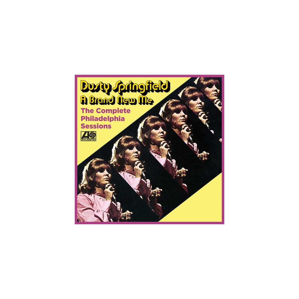 Dusty Springfield - Complete Philadelphia Sessions:Brand (CD)