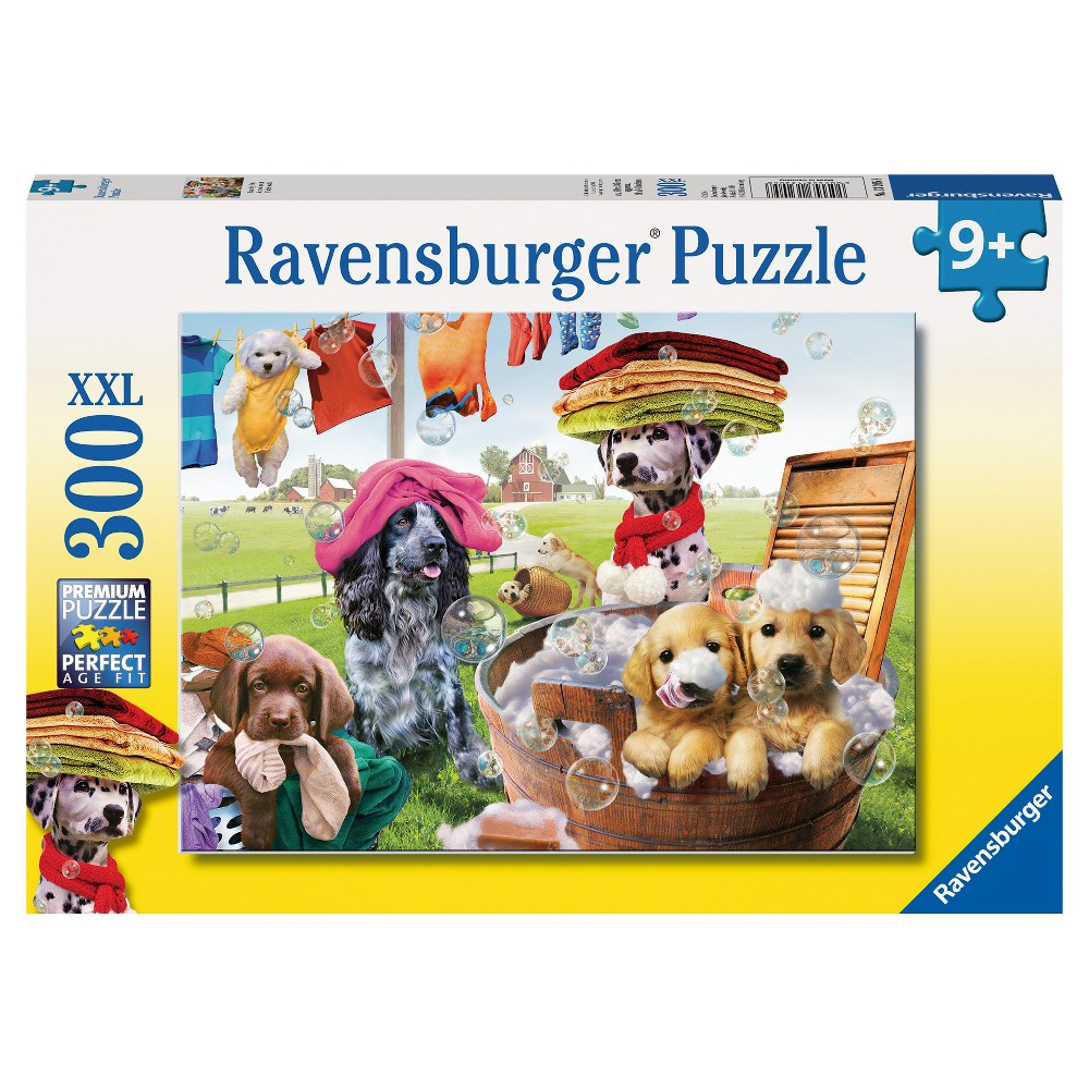 Ravensburger Laundry Day Xxl Puzzle 300pc