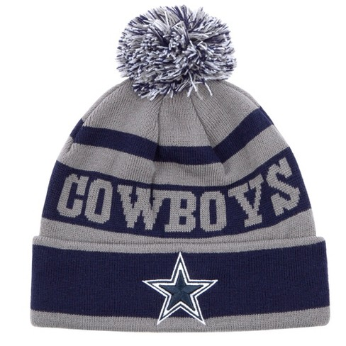 NFL Men's Dallas Cowboys Gray Mildura Knit Hat - image 1 of 1