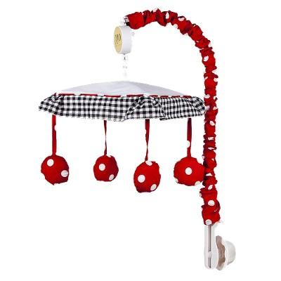Sweet Jojo Designs Little Ladybug Musical Mobile
