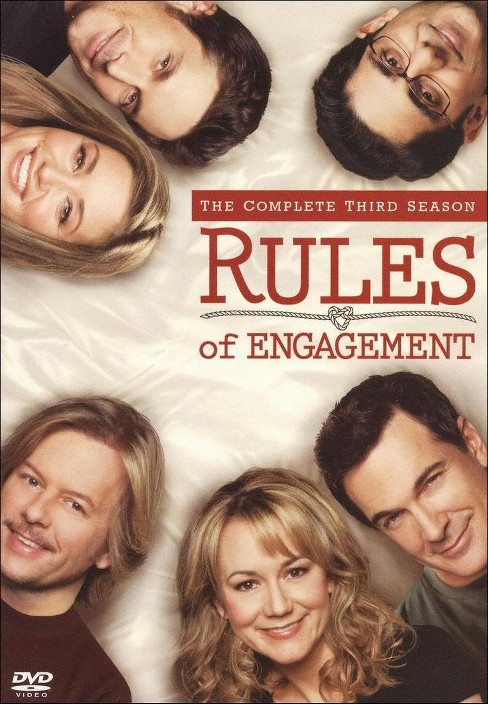 Rules of Engagement: The Complete Third Season [2 Discs] - image 1 of 1
