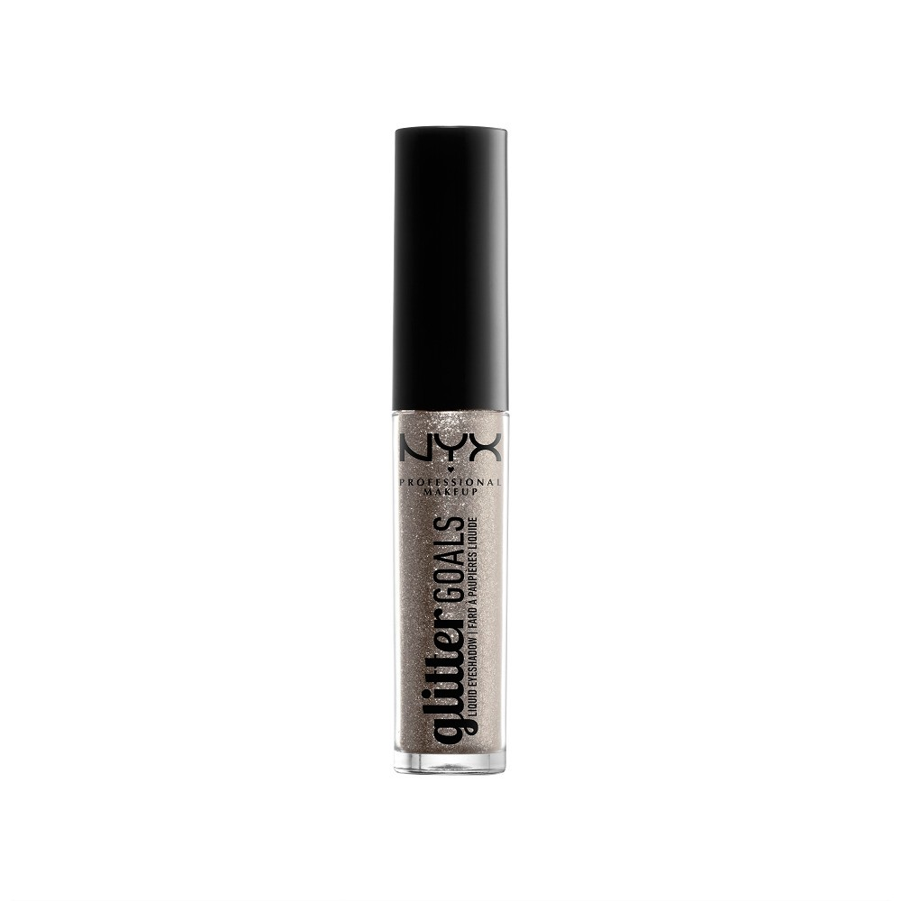 Nyx Professional Makeup Glitter Goals Liquid Eyeshadow Oui Out