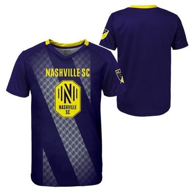 MLS Nashville SC Boys' Jersey