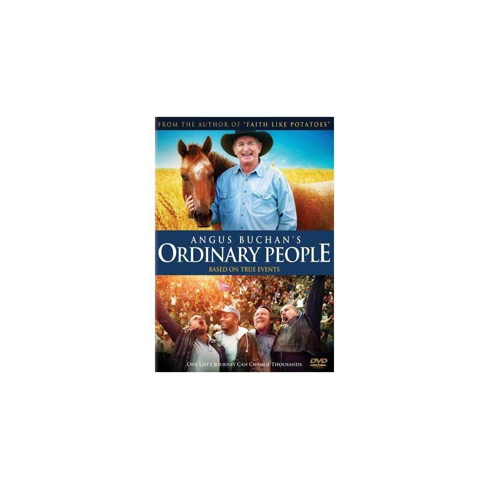 Angus Buchan S Ordinary People Dvd
