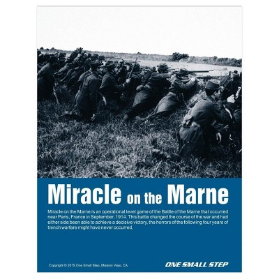 Miracle on the Marne Board Game