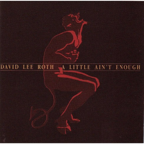 David Lee Roth - Little Ain't Enough (CD) - image 1 of 1