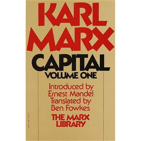 Capital - by  Karl Marx (Paperback) - image 1 of 1
