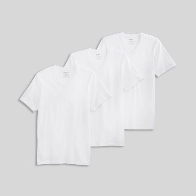 Jockey Generation™ Men's Stay New Cotton 3pk V-Neck T-Shirt