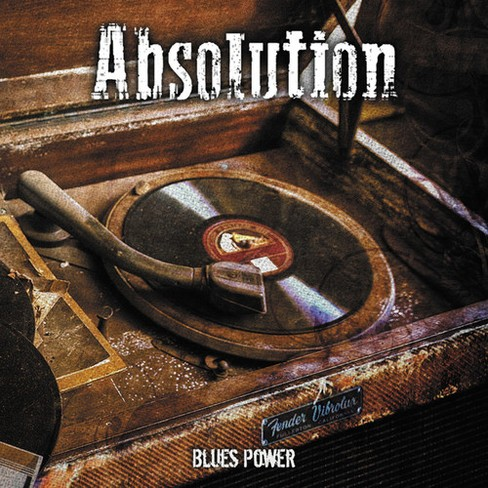 Absolution - Blues Power (CD) - image 1 of 1