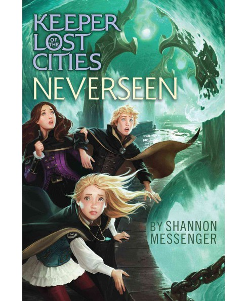 Neverseen (Reprint) (Paperback) (Shannon Messenger) - image 1 of 1