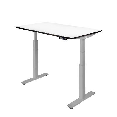 "54"" Airlift Pro S3 Dry Erase Board Top Adjustable Standing Desk - Seville Classics"