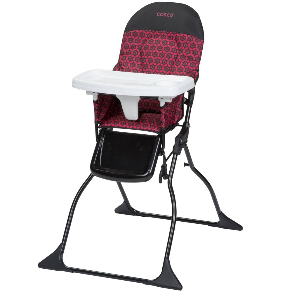 Image of Cosco Simple Fold High Chair - Harper