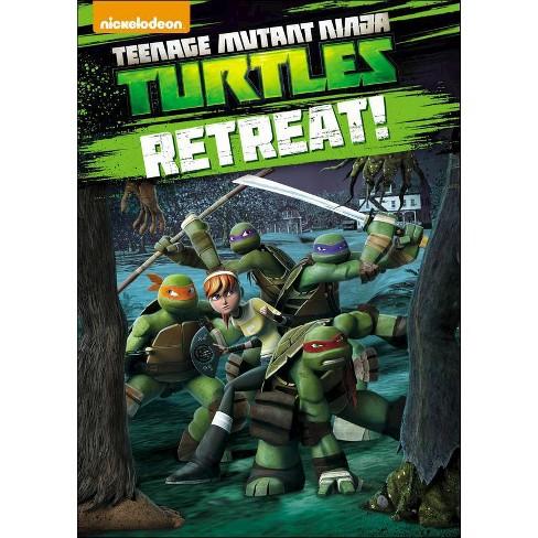 Teenage Mutant Ninja Turtles: Retreat! - image 1 of 1