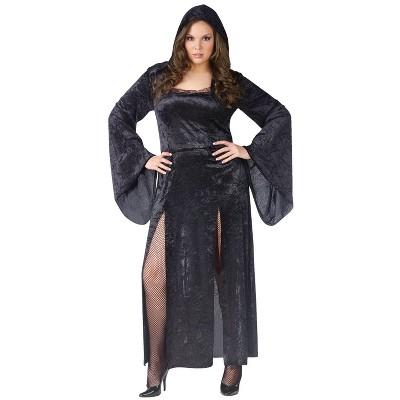 Adult Sorceress Halloween Costume