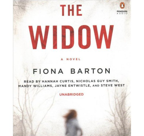 Widow -  Unabridged by Fiona Barton (CD/Spoken Word) - image 1 of 1