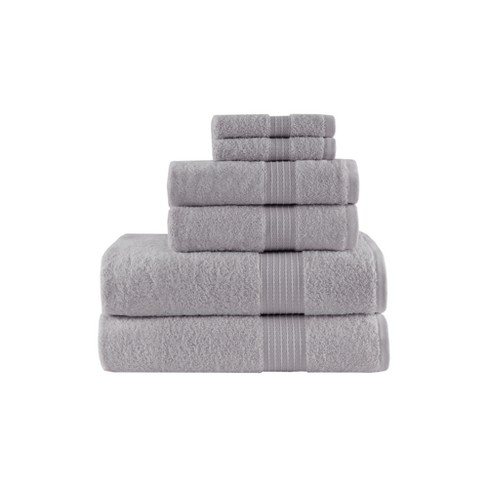 Organic 6pc Cotton Towel Set - image 1 of 3