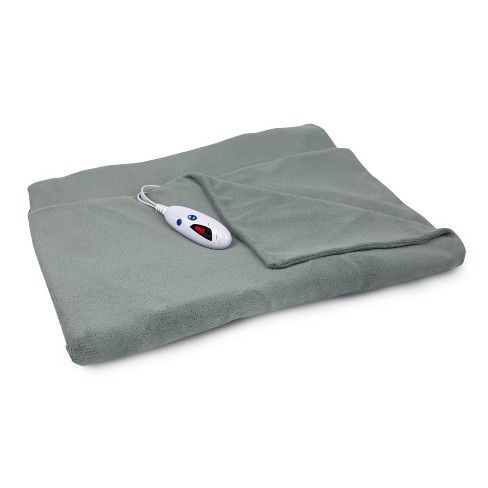 Microplush Electric Extra Long Throw Blanket Biddeford Blankets Target