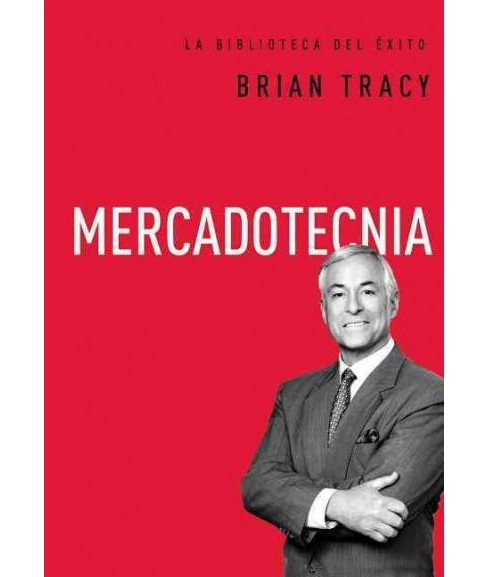 Mercadotecnia / Marketing (Hardcover) (Brian Tracy) - image 1 of 1