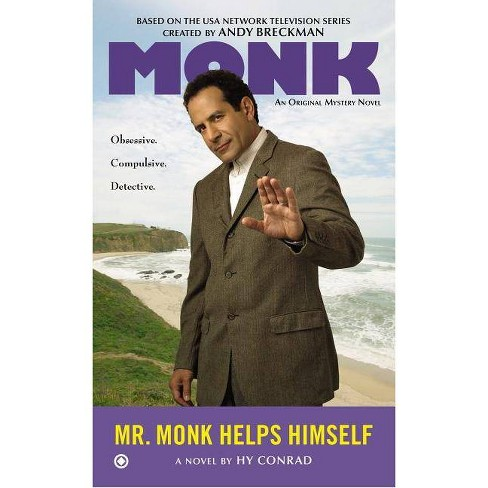 Mr. Monk Helps Himself - (Mr. Monk Mysteries) by  Hy Conrad (Paperback) - image 1 of 1