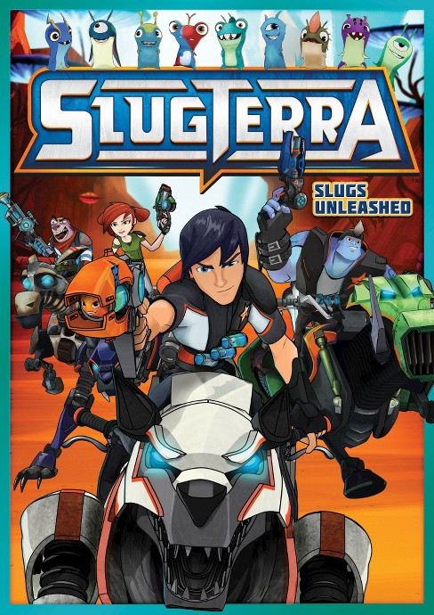 Slugterra: Slugs Unleashed - image 1 of 1
