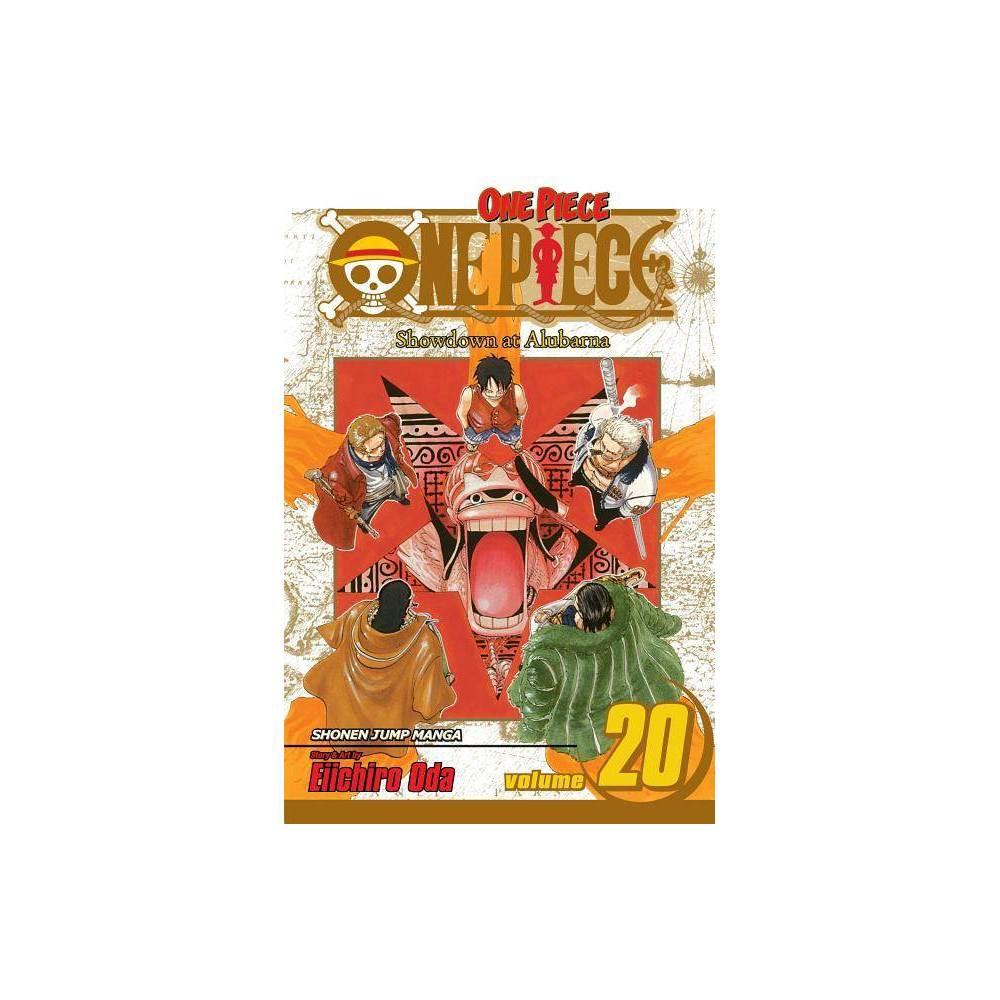 One Piece Vol 20 By Eiichiro Oda Paperback