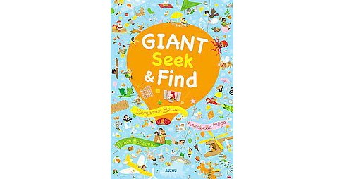 Giant Seek & Find (Hardcover) - image 1 of 1