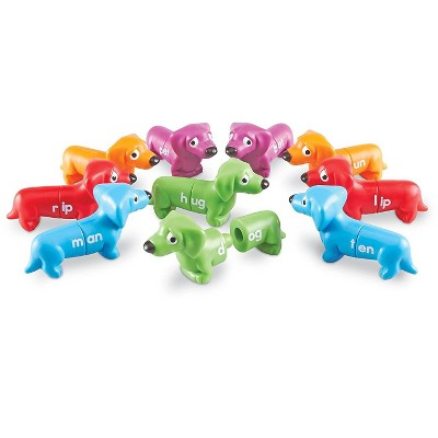 Learning Resources Snap 'n Learn Rhyming Pups, Ages 5+