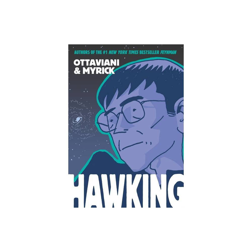 Hawking By Jim Ottaviani Paperback