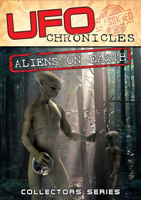 Ufo chronicles:Aliens on earth (DVD) - image 1 of 1