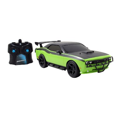 The Fast and the Furious Radio Control RC Vehicle - Dodge Challenger - 1:16 Scale