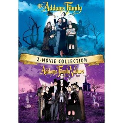 The Addams Family / Addams Family Values (DVD)