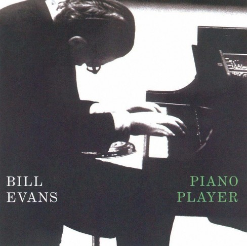 Bill evans - Piano player (CD) - image 1 of 1