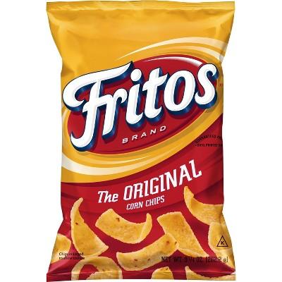 Fritos Original Corn Chips - 9.25oz