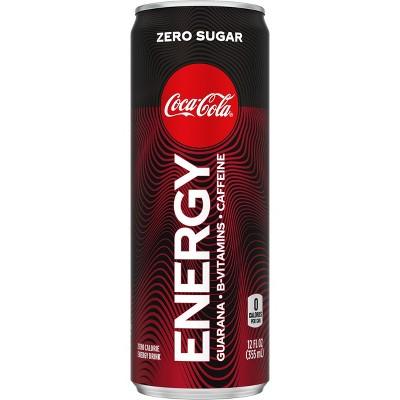 Coca-Cola Energy Zero - 12 fl oz Can
