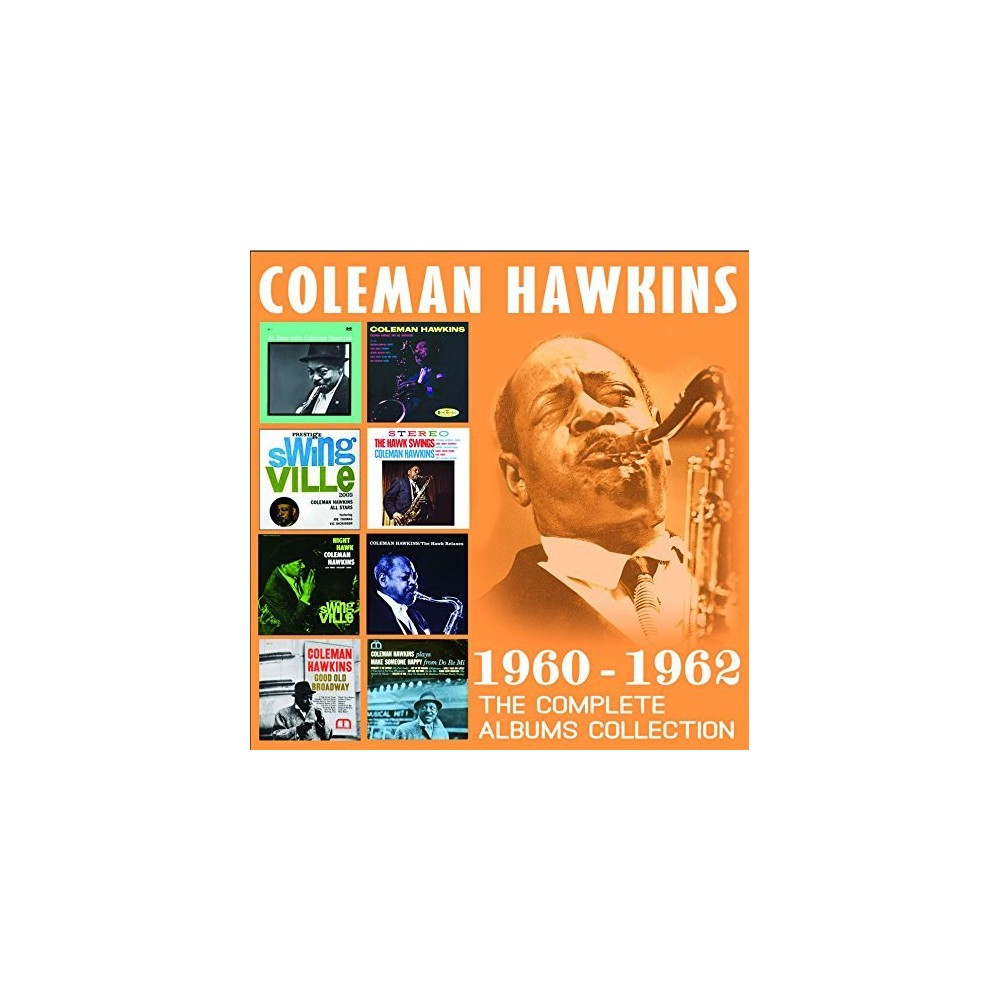 Coleman Hawkins - Complete Albums Collection:1960-1962 (CD)