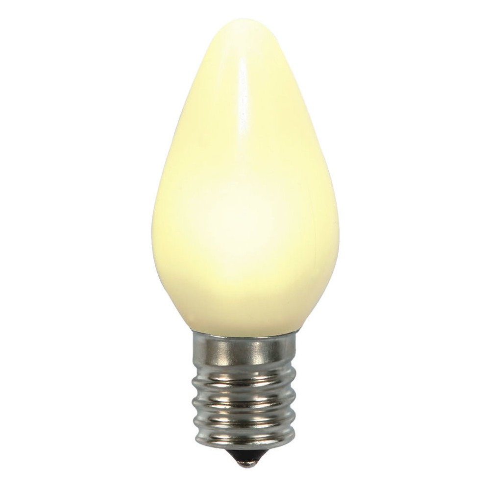 5ct Warm White Christmas Replacement Light Bulbs
